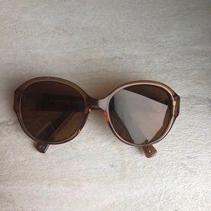 Coach Accessories - Coach Claire sunglasses authentic sand beige